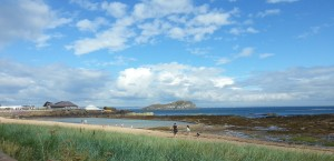 north berwick and the Fringe by the sea festival
